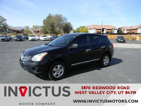 2012 Nissan Rogue for sale at INVICTUS MOTOR COMPANY in West Valley City UT