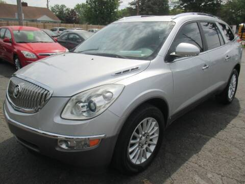 2010 Buick Enclave for sale at Home Street Auto Sales in Mishawaka IN