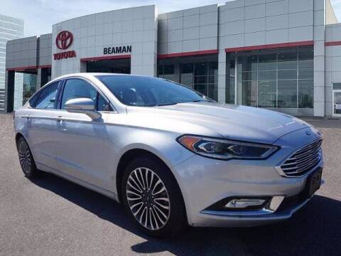 2017 Ford Fusion for sale at BEAMAN TOYOTA in Nashville TN