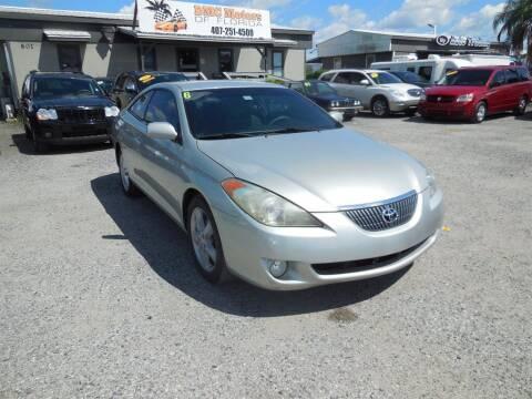 2006 Toyota Camry Solara for sale at DMC Motors of Florida in Orlando FL