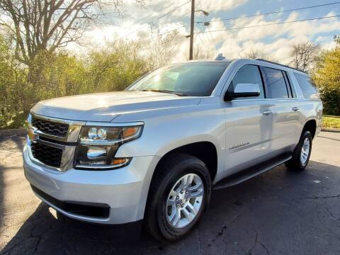 2018 Chevrolet Suburban for sale at Tennessee Imports Inc in Nashville TN