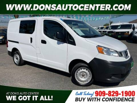 2016 Nissan NV200 for sale at Dons Auto Center in Fontana CA