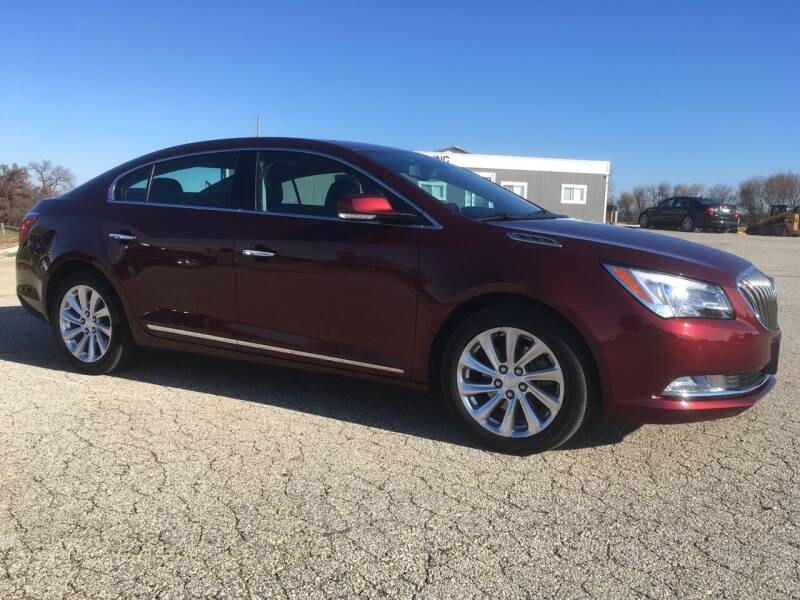 2016 Buick LaCrosse for sale at Kuhn Enterprises, Inc. in Fort Atkinson IA