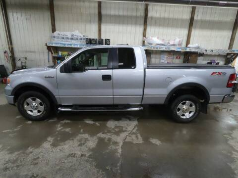 2005 Ford F-150 for sale at Alpha Auto - Mitchell in Mitchel SD
