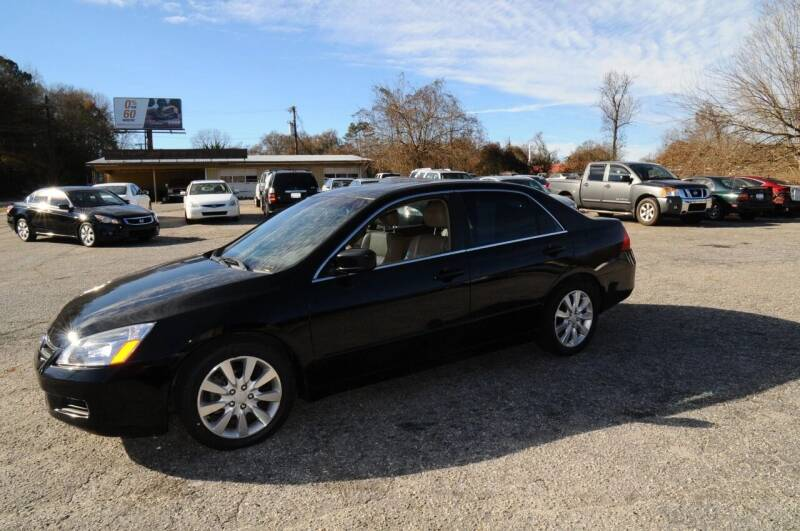 2006 Honda Accord for sale at RICHARDSON MOTORS USED CARS - Buy Here Pay Here in Anderson SC