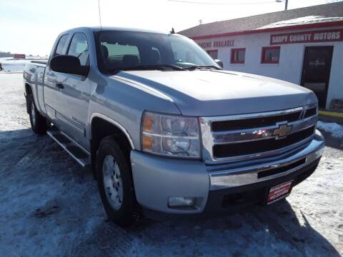 2011 Chevrolet Silverado 1500 for sale at Sarpy County Motors in Springfield NE
