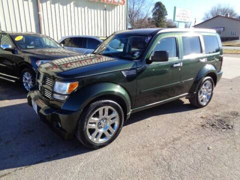 2010 Dodge Nitro for sale at De Anda Auto Sales in Storm Lake IA