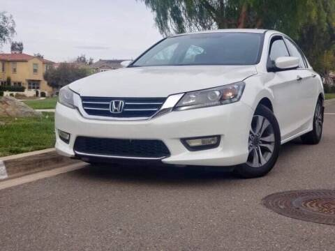 2014 Honda Accord for sale at Masi Auto Sales in San Diego CA