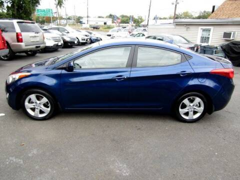 2013 Hyundai Elantra for sale at American Auto Group Now in Maple Shade NJ