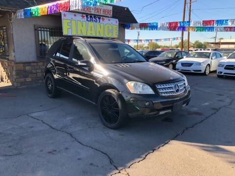 2006 Mercedes-Benz M-Class for sale at Valley Auto Center in Phoenix AZ