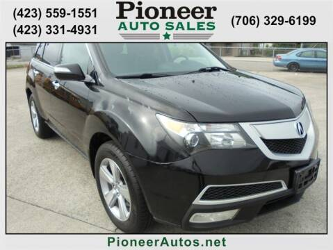 2011 Acura MDX for sale at PIONEER AUTO SALES LLC in Cleveland TN
