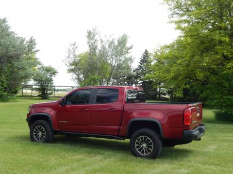 2017 Chevrolet Colorado for sale at Wheels Unlimited in Smith Center KS