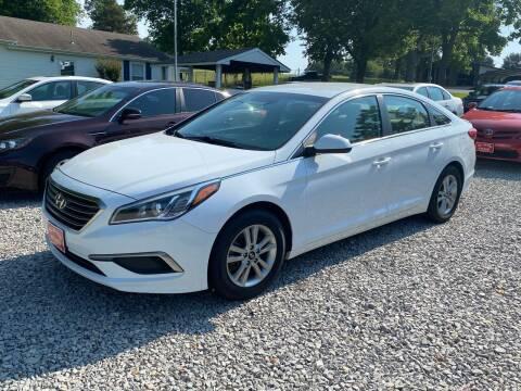2015 Hyundai Sonata for sale at Hill Country Auto Sales in Maynard AR