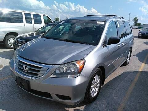 2010 Honda Odyssey for sale at Angelo's Auto Sales in Lowellville OH