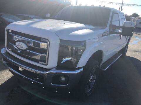 2015 Ford F-250 Super Duty for sale at DPM Motorcars in Albuquerque NM