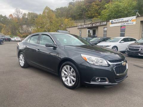 2014 Chevrolet Malibu for sale at Ultra 1 Motors in Pittsburgh PA