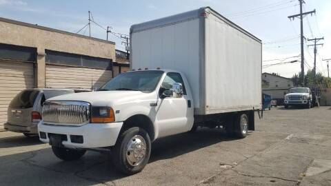 1999 Ford F-450 Super Duty for sale at Vehicle Center in Rosemead CA