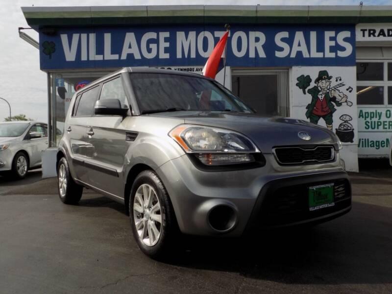 2013 Kia Soul for sale at Village Motor Sales in Buffalo NY