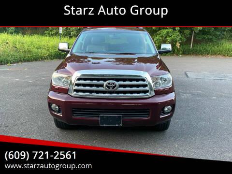 2008 Toyota Sequoia for sale at Starz Auto Group in Delran NJ