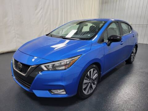 2020 Nissan Versa for sale at Elhart Automotive Campus in Holland MI