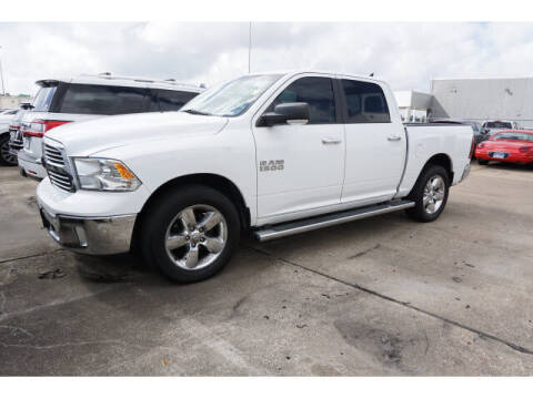 2016 RAM Ram Pickup 1500 for sale at BAYWAY Certified Pre-Owned in Houston TX