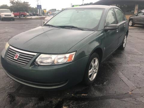 2006 Saturn Ion for sale at Finish Line Auto in Comstock Park MI
