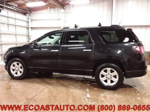 2015 GMC Acadia for sale at East Coast Auto Source Inc. in Bedford VA