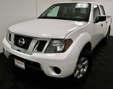 2012 Nissan Frontier for sale at CarNova in Stafford VA