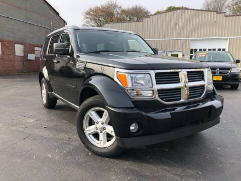 2008 Dodge Nitro for sale at Affordable Cars in Kingston NY