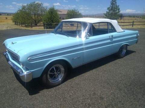 1964 Ford FalconConvertible for sale at AZ Classic Rides in Scottsdale AZ