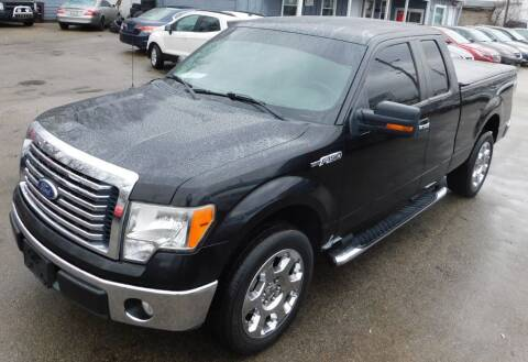 2010 Ford F-150 for sale at AutoLink LLC in Dayton OH