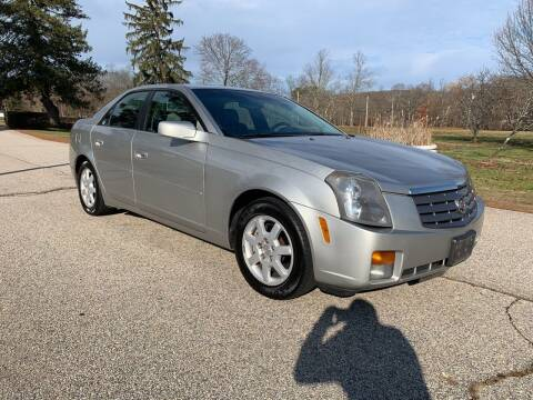 2005 Cadillac CTS for sale at 100% Auto Wholesalers in Attleboro MA