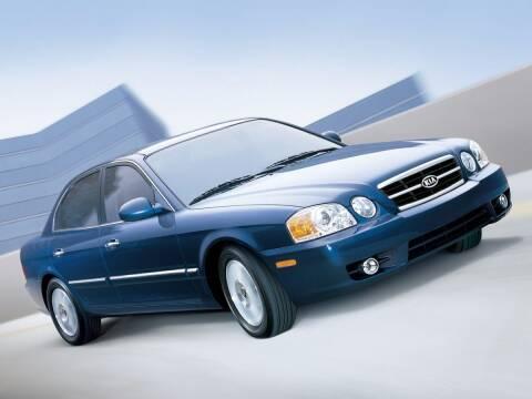 2006 Kia Optima for sale at Bill Gatton Used Cars in Johnson City TN