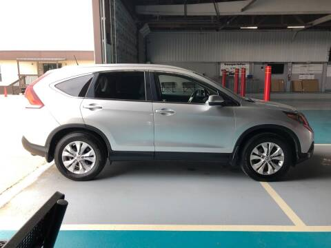 2012 Honda CR-V for sale at DFW AUTO FINANCING LLC in Dallas TX