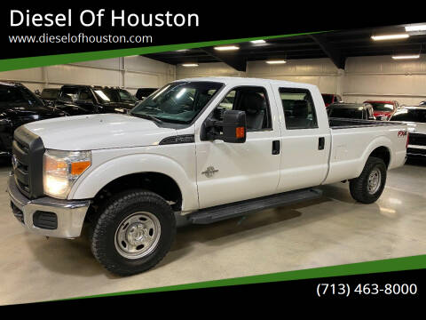 2015 Ford F-250 Super Duty for sale at Diesel Of Houston in Houston TX