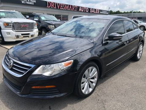 2012 Volkswagen CC for sale at DriveSmart Auto Sales in West Chester OH