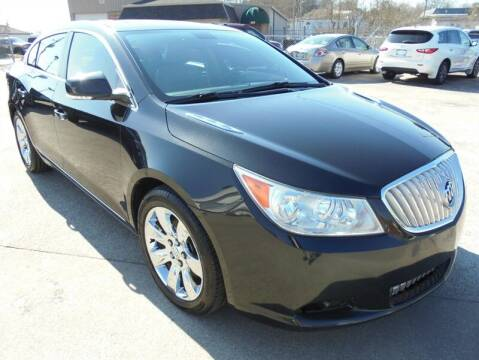 2012 Buick LaCrosse for sale at PIONEER AUTO SALES LLC in Cleveland TN