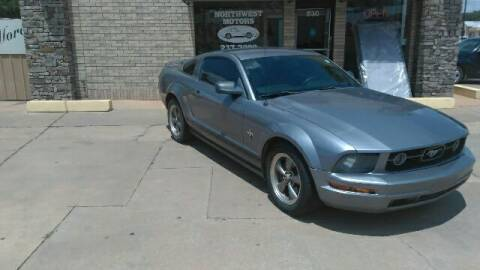 2006 Ford Mustang for sale at NORTHWEST MOTORS in Enid OK