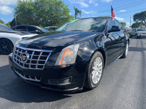 2013 Cadillac CTS for sale at Bargain Auto Sales in West Palm Beach FL