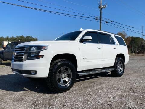 2015 Chevrolet Tahoe for sale at 216 Auto Sales in Mc Calla AL