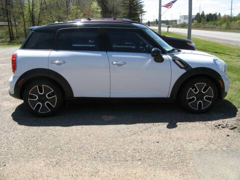 2011 MINI Cooper Countryman for sale at Champines House Of Wheels in Kronenwetter WI