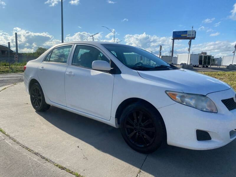 2010 Toyota Corolla for sale at Xtreme Auto Mart LLC in Kansas City MO