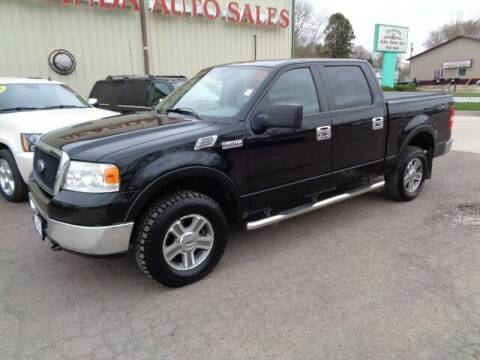 2008 Ford F-150 for sale at De Anda Auto Sales in Storm Lake IA