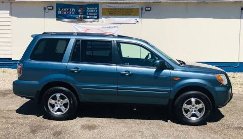 2008 Honda Pilot for sale at New Wave Auto of Vineland in Vineland NJ