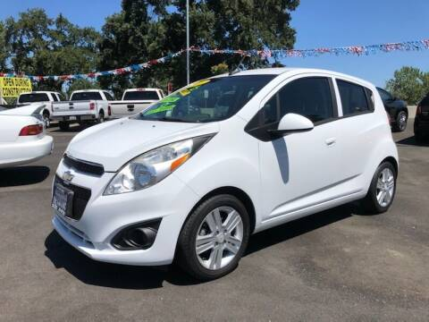 2013 Chevrolet Spark for sale at C J Auto Sales in Riverbank CA