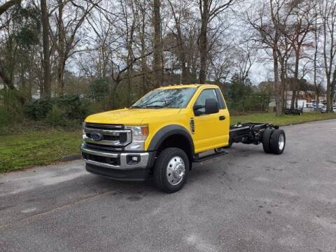 2021 Ford F-550 Super Duty for sale at MYFAYETTEVILLEFORD.COM in Fayetteville GA