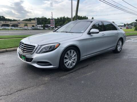 2015 Mercedes-Benz S-Class for sale at iCar Auto Sales in Howell NJ