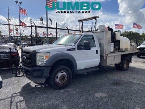 2011 Ford F-550 Super Duty for sale at JumboAutoGroup.com in Hollywood FL