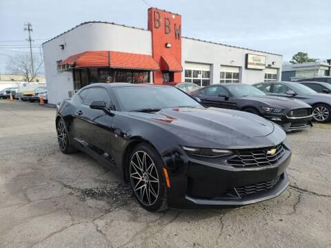 2019 Chevrolet Camaro for sale at Best Buy Wheels in Virginia Beach VA