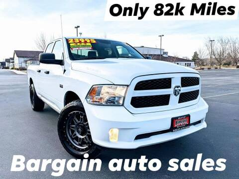 2015 RAM Ram Pickup 1500 for sale at Bargain Auto Sales LLC in Garden City ID